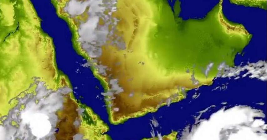 Oman, Yemen on alert as tropical cyclone nears