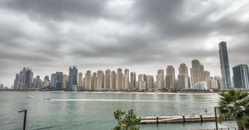 Weather,Rain, UAE