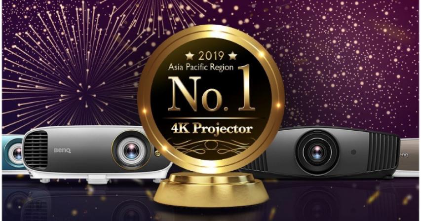 BenQ 4K Projectors ,MiddleEast, No.1 4K projector