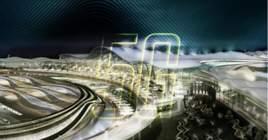5G, Abu Dhabi Airport, Technology