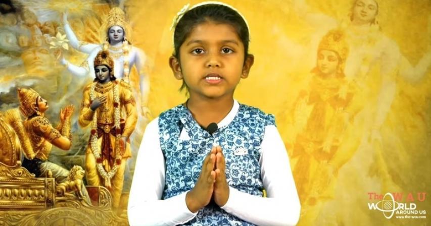 NEW WONDER CHILD ASTONISHES INDIA; 5-YEAR-OLD RAHI AMIT SINGH, IS ALL SET TO SHAKE THE WORLD WITH MEMORY MILESTONE.