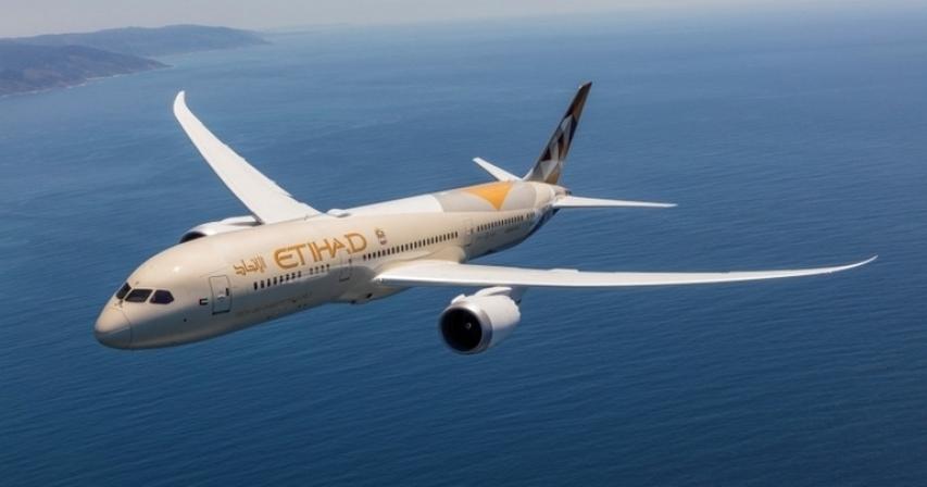 UAE's Etihad Airways is Middle East's most punctual carrier