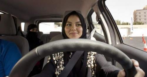 Good news for Saudi women with valid overseas licence