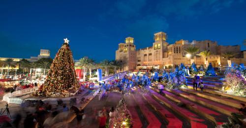 Dubai Festival City to host big Christmas Santa Run