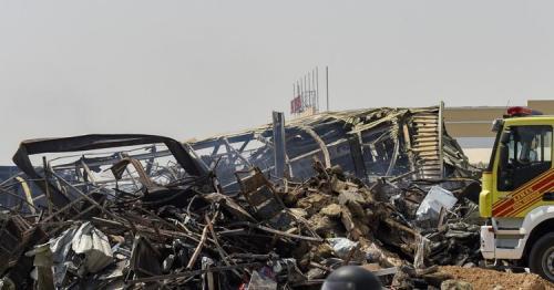 125 shops destroyed in Ajman Public Market fire